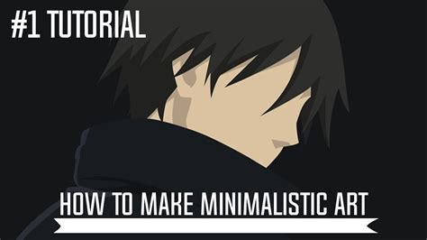 How To Make Anime Wallpaper - how to make anime minimalist wallpaper