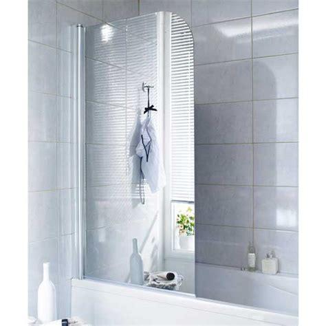 fixation pare baignoire avec d 233 calage mur carrelage