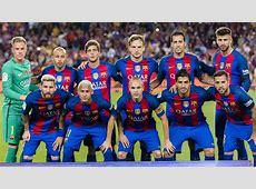 Daftar Pemain & Skuad Barcelona 20172018 Mantap Bola