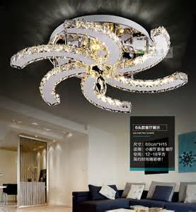Modern Chandeliers Living Room Photo