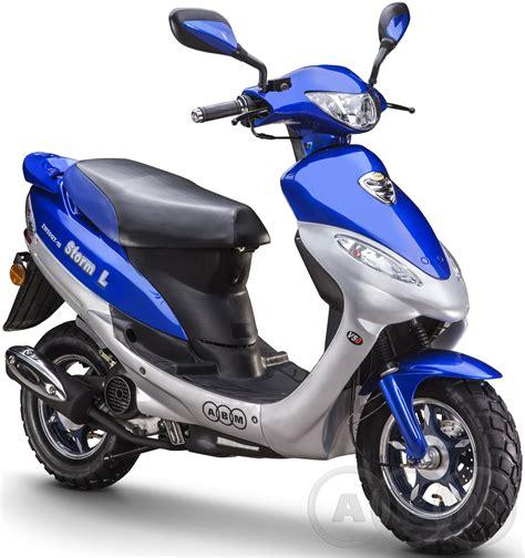 Скутер ABM Storm L - купить в интернет-магазине «АВМ»