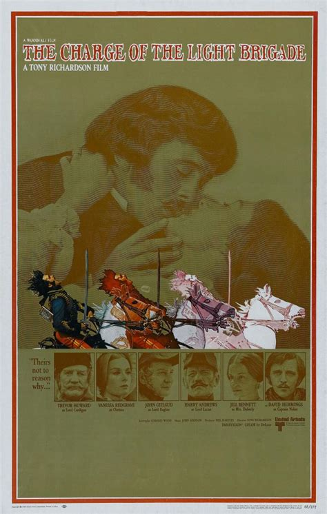 The Charge of the Light Brigade (1968) - FilmAffinity