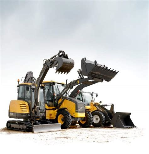 volvo construction equipment sees sales surge
