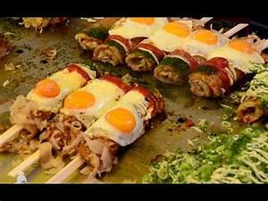 Street Food Japan - A Taste of Delicious Japanese Cuisine ...