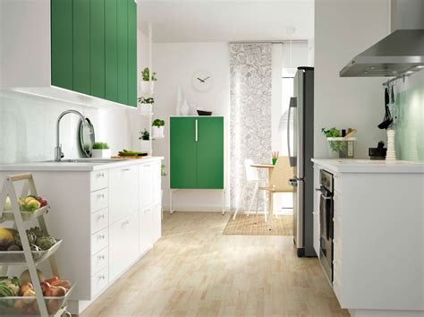 ikea green kitchen cabinets why the white ikea kitchen is so popular 4435