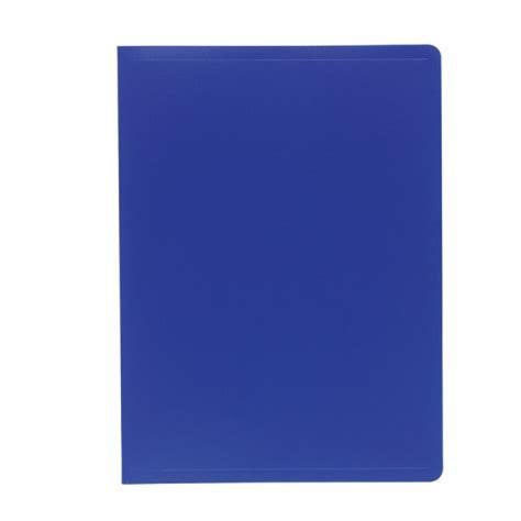 porte vue 60 vues porte vue polypro 60 pochettes plastiques lutin 120 vues bleu