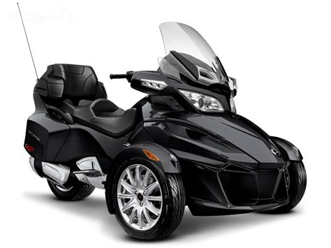 2011 Can-am Spyder Rs/rt First Look Photos