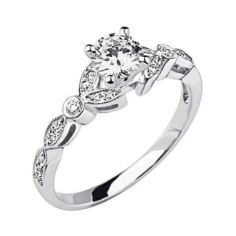 unique vintage wedding rings for women vintage engagement