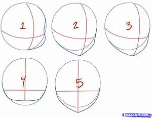 How to Draw Chibi Heads, Step by Step, Chibis, Draw Chibi ...