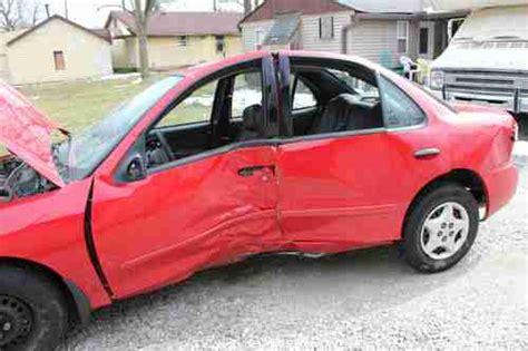 Purchase Used Chevrolet Cavalier Base Sedan Door