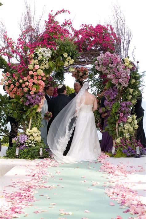 diy wedding arbors altars aisles diy