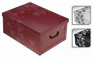 Box Mit Deckel Pappe : 2er aufbewahrungs box mit deckel floralmuster kiste karton schachtel ebay ~ Markanthonyermac.com Haus und Dekorationen