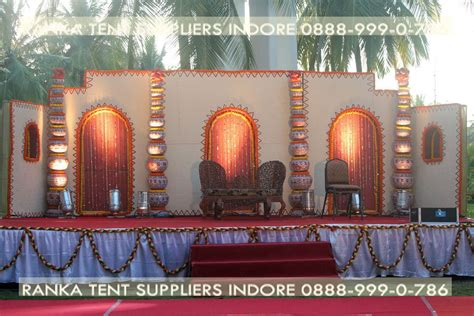 Different Types of Wedding Stage Decoration and Its