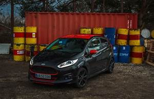 Ford Fiesta Black Edition : ford fiesta black edition test ~ Gottalentnigeria.com Avis de Voitures