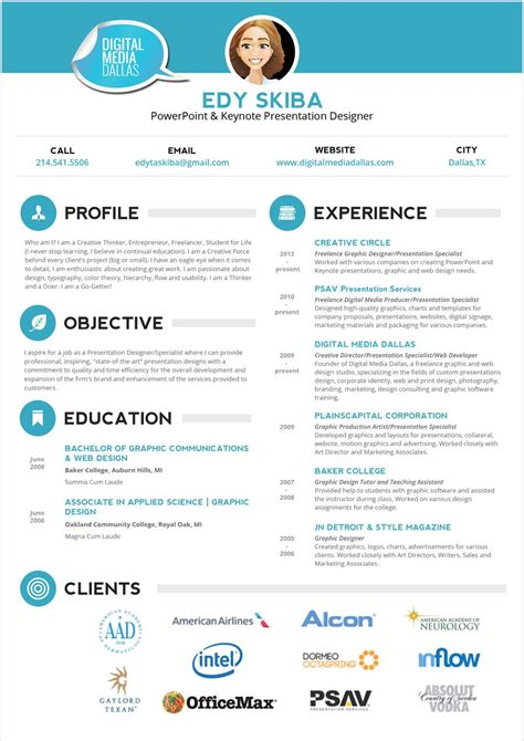 resume trends 2017 templates format 2016