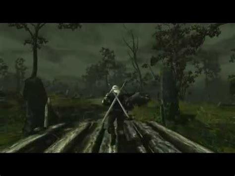 rise of the white wolf геймплейное видео