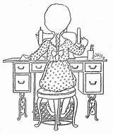 Coloring Sewing Quiet Machine Adults Hh Embroidery Patterns Picasa Bonnie Jones Web Holly Sheets Adult Hobbie Album álbuns Da Salvo sketch template