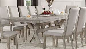acme, rocky, gray, oak, extendable, dining, table, -, rocky, collection, , 7, reviews