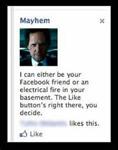 Allstate Mayhem... Mayhem Allstate Quotes