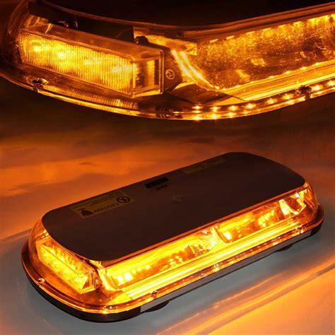 led strobe lights for trucks 44 led emergency warning car truck led top roof