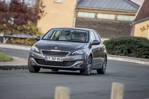 Peugeot 308 Allure Business : essai peugeot 308 1 6 bluehdi 120 la meilleure de la gamme l 39 argus ~ Medecine-chirurgie-esthetiques.com Avis de Voitures