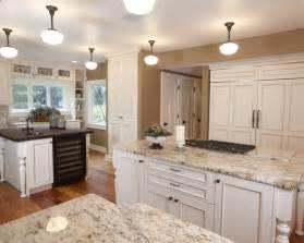 amusing white kitchen cabinets with granite ideas