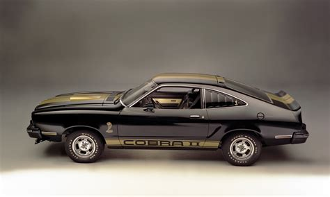 Mustang 2 Years by Mustang Ii Forty Years Later Ford Media Center