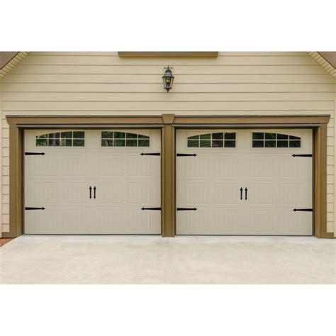garage door accents magnetic hinge it decorative garage door accent kit www