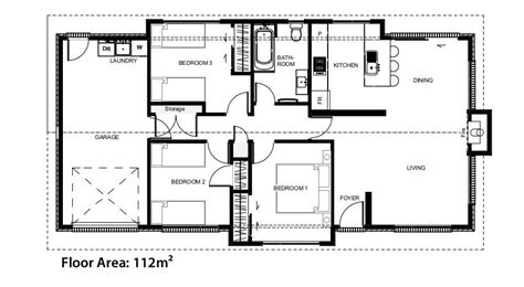 the simple home plan design miramar the pig building company