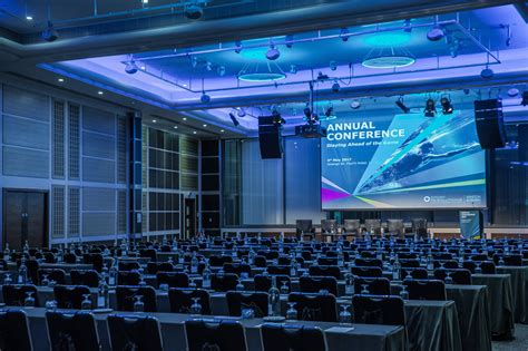 Audio Visual Assets For A Conference - Future's Past Events