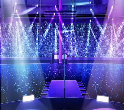 Background Stage Episode Rock Scenery Backgrounds Interactive
