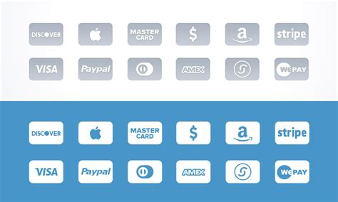 Check spelling or type a new query. 20+ Free Credit Card, Payment Icons for Your ECommerce Site - Show WP