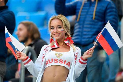 Russia S Hottest World Cup Fan Turns Out To Be A Porn Star