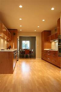 Kitchen recessed lighting layout design photos