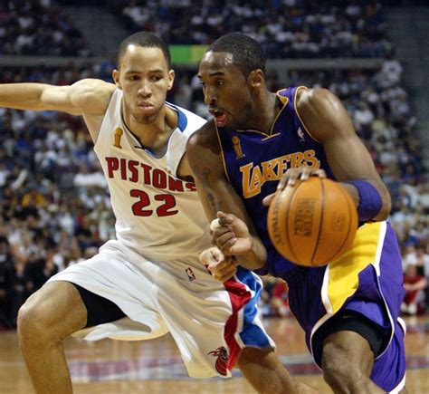 The third championship in a row brought a deserved third finals. Detroit Pistons troll Kobe Bryant on his birthday over 2004 NBA Finals - mlive.com