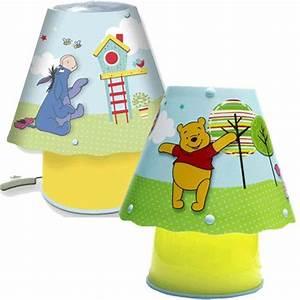 Petite Lampe De Chevet : petite lampe de chevet winnie l 39 ourson achat vente lampe cdiscount ~ Teatrodelosmanantiales.com Idées de Décoration