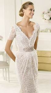 vintage inspired lace wedding dress With wedding dress vintage style lace