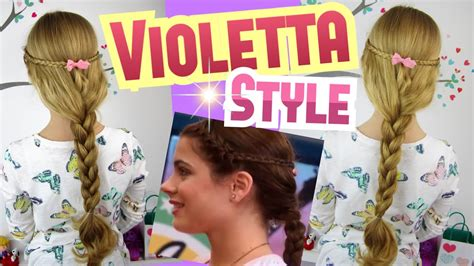 violetta frisur nomini franzoesische zoepfecoole maedchen