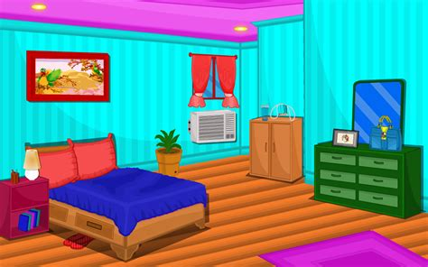 Escape Soothing Bedroom