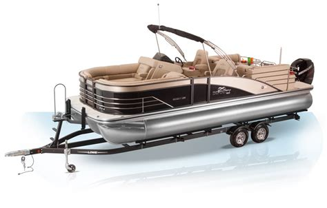 Lowe Boats Catalog by 2018 Lowe Pontoon Boats Sport Fishing And Luxury