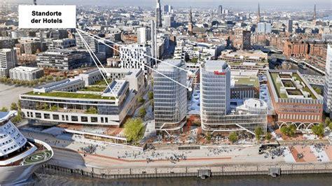 Hotels in Hamburg: Die HafenCity bekommt 830 weitere ...