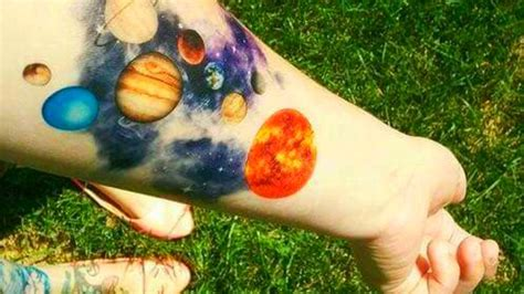 25 Best Ideas About Planet Tattoo On Tattoo World Youtube