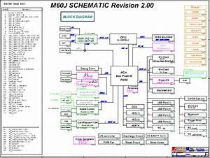 Asus M60j Laptop Schematic  U2013 Laptop Schematic