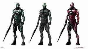 Ninja Theory Reveals Videos Concept Art Of Unreleased