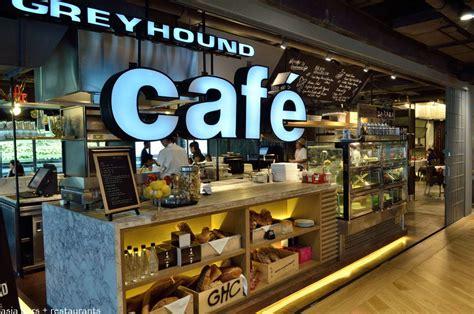 Greyhound Cafe- Siam Center Bangkok