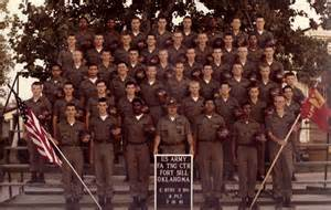 Fort Sill Basic Training Yearbooks