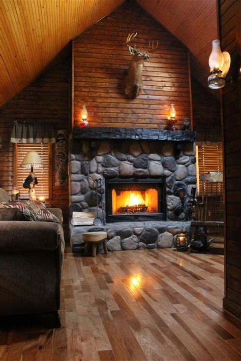 fascinating fireplace tile surround designs images decoration fireplace of rustic cabin cottage or lodge wood above