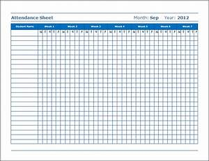 Training Attendance Register Template 3 Attendance Excel Templates Word Excel Formats