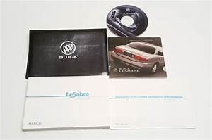 2004 Buick Lesabre Owners Manual Operaters User Guide V6 3