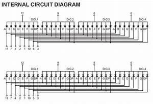 Microcontroller - Using 4 Digit 7 Segment Led